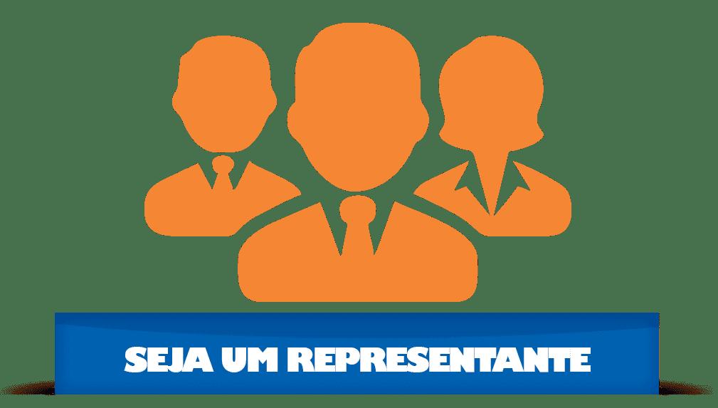 Seja um Representante