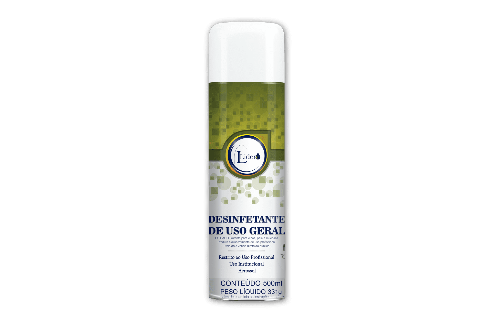 Foto do produto LLidere Desinfetante de Uso Geral 500 ml para visualização