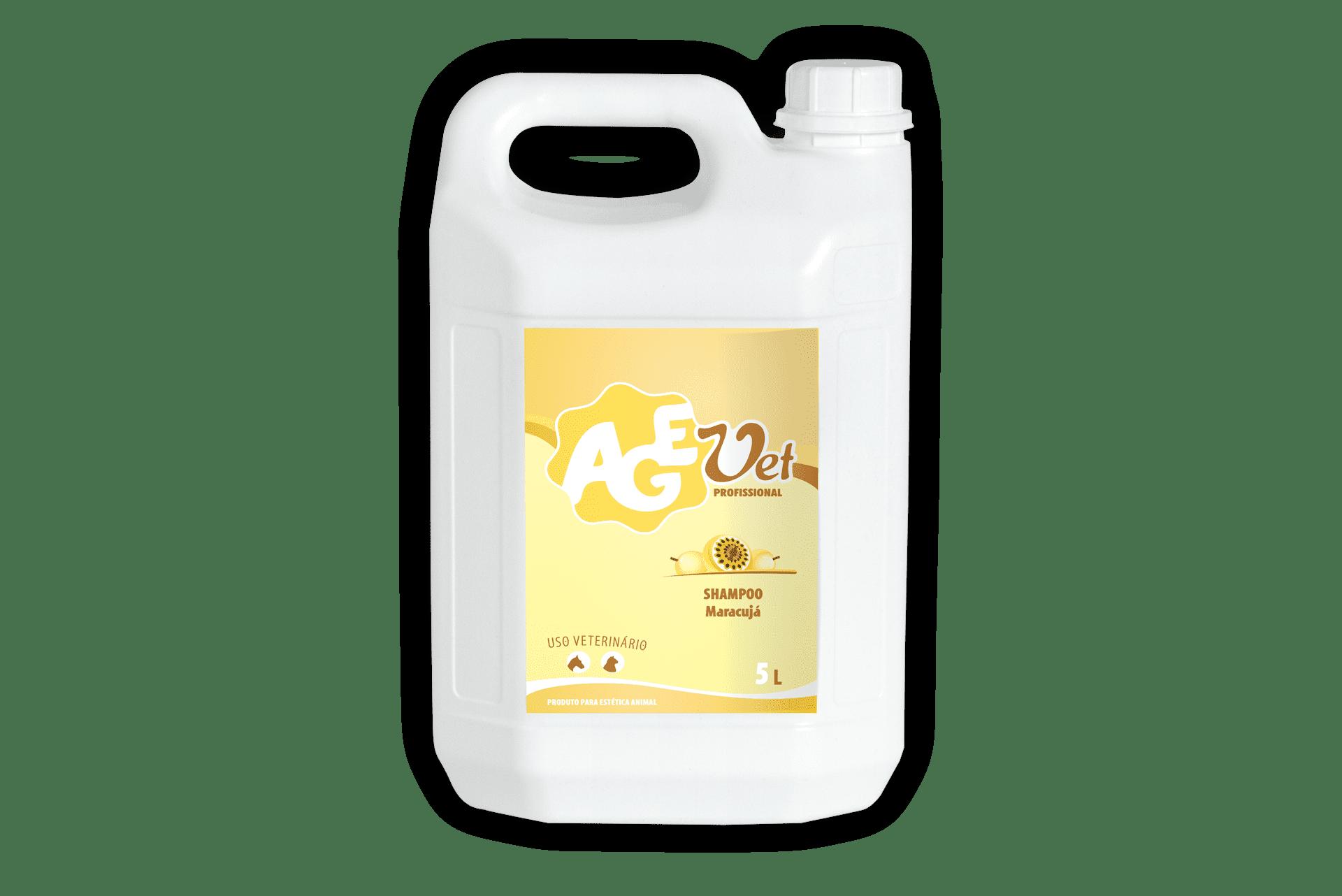 Foto do produto Shampoo Maracujá 5 Litros para visualização