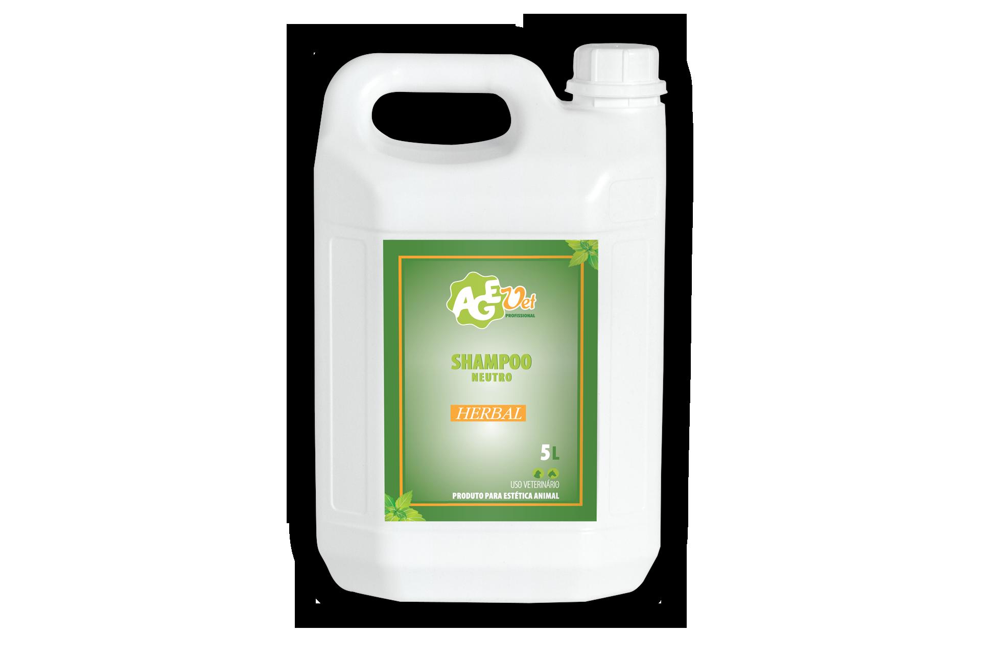 Foto do produto Shampoo Neutro Herbal 5 Litros para visualização