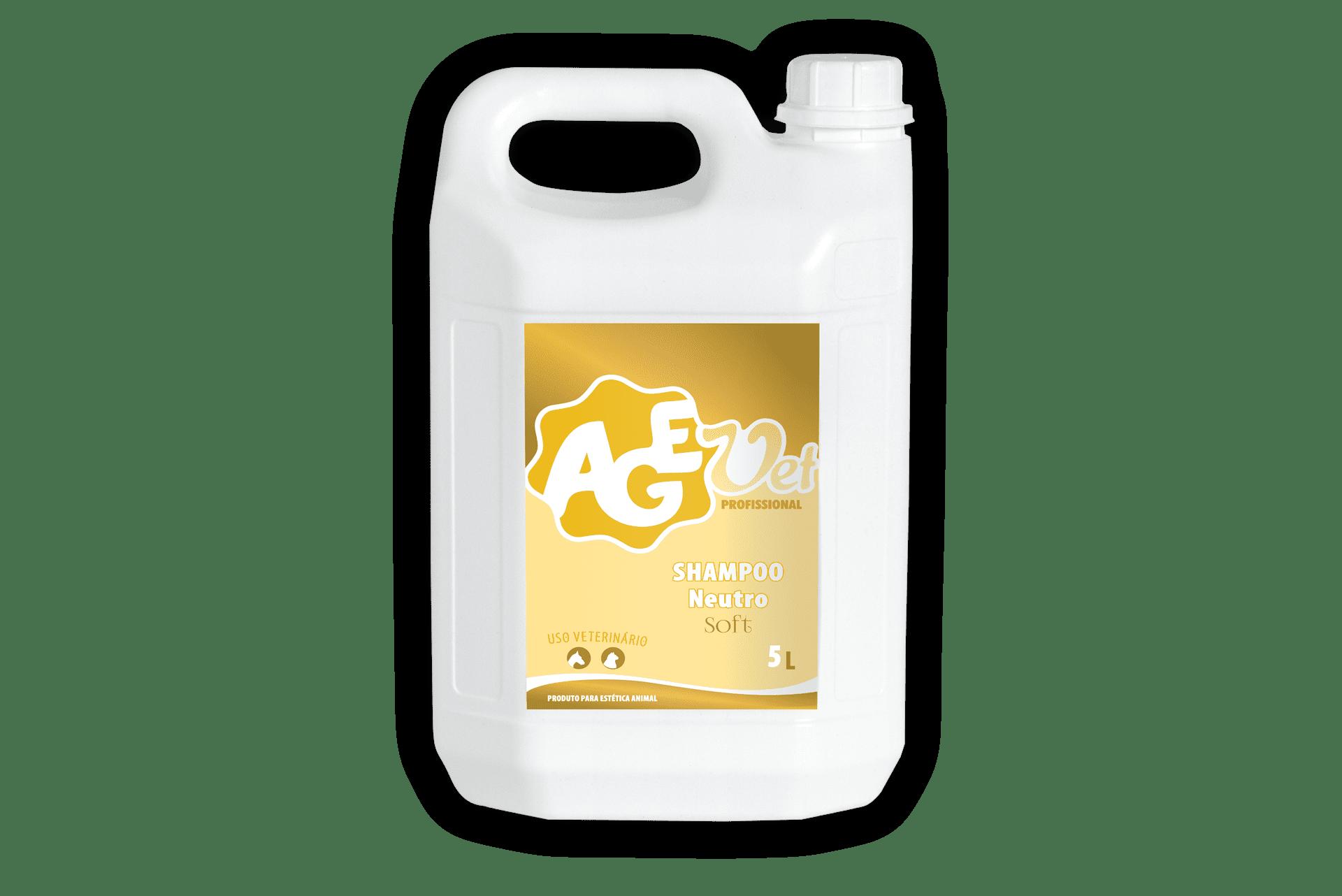 Foto do produto Shampoo Neutro Soft 5 Litros para visualização