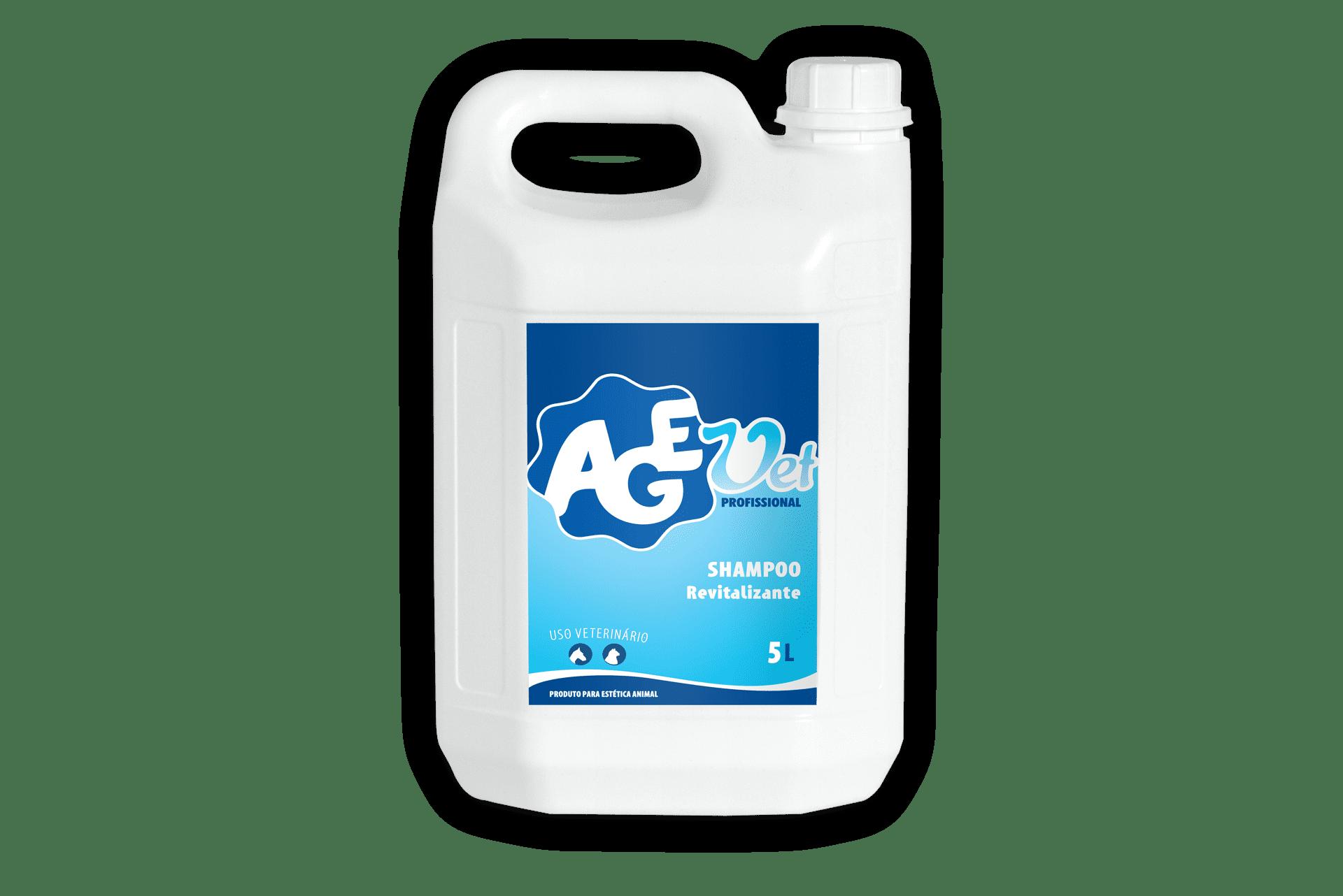 Foto do produto Shampoo Revitalizante 5 Litros para visualização