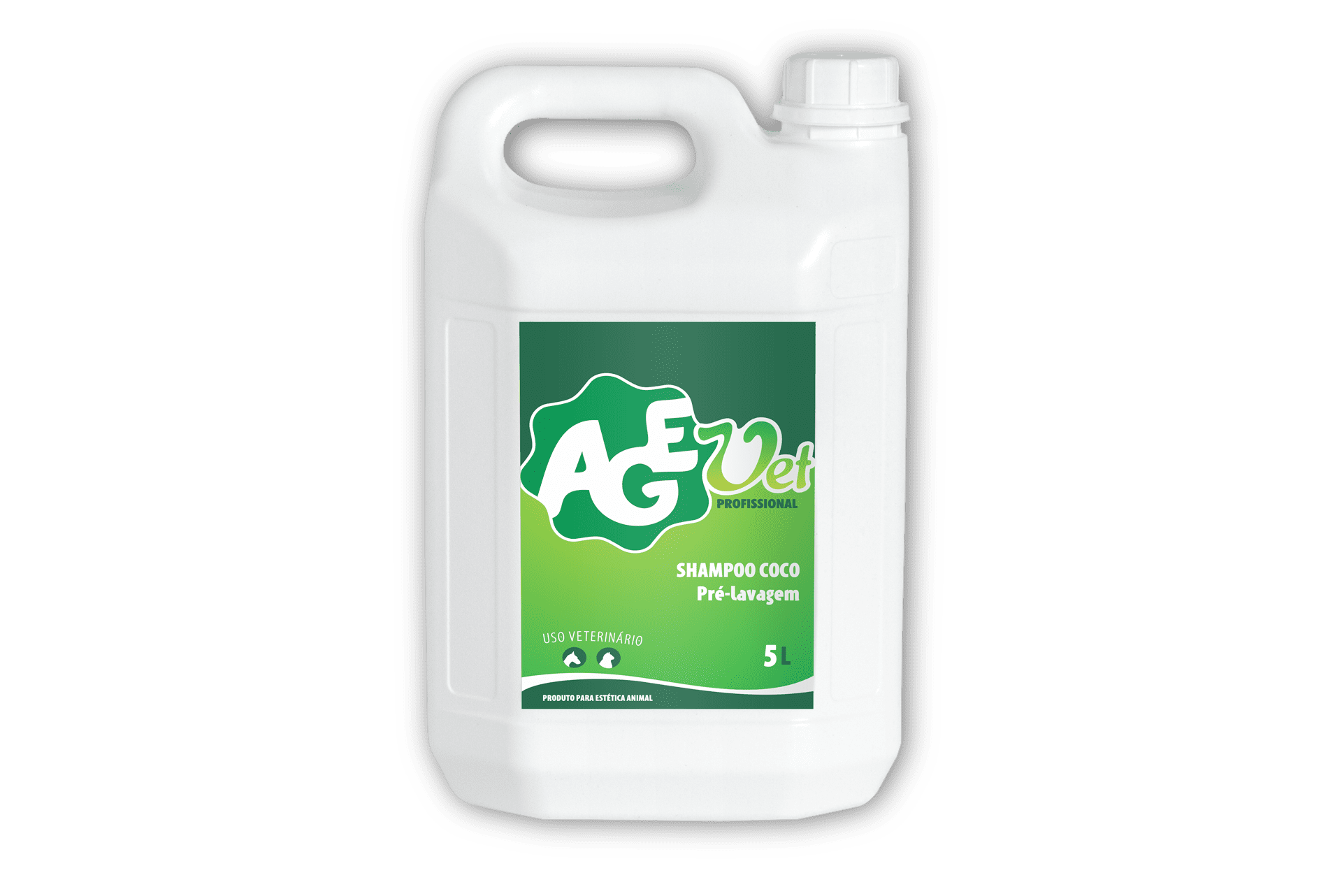 Foto do produto Shampoo Pré-Lavagem Coco 5 Litros para visualização