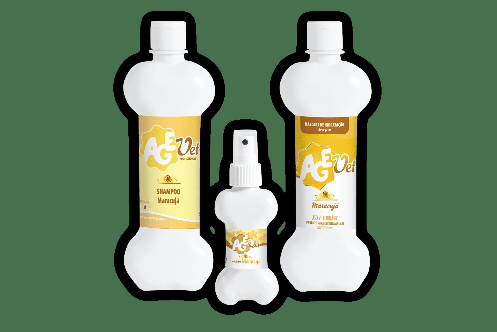 Foto do produto Kit de Hidratação de Maracujá para visualização