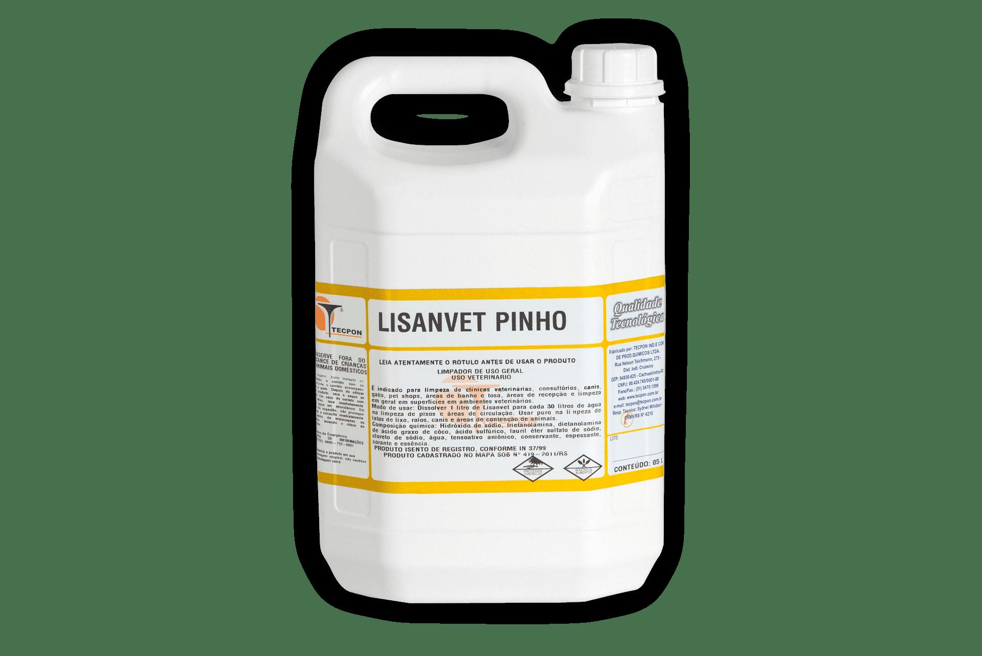 Foto do produto Lisanvet 5 Litros para visualização