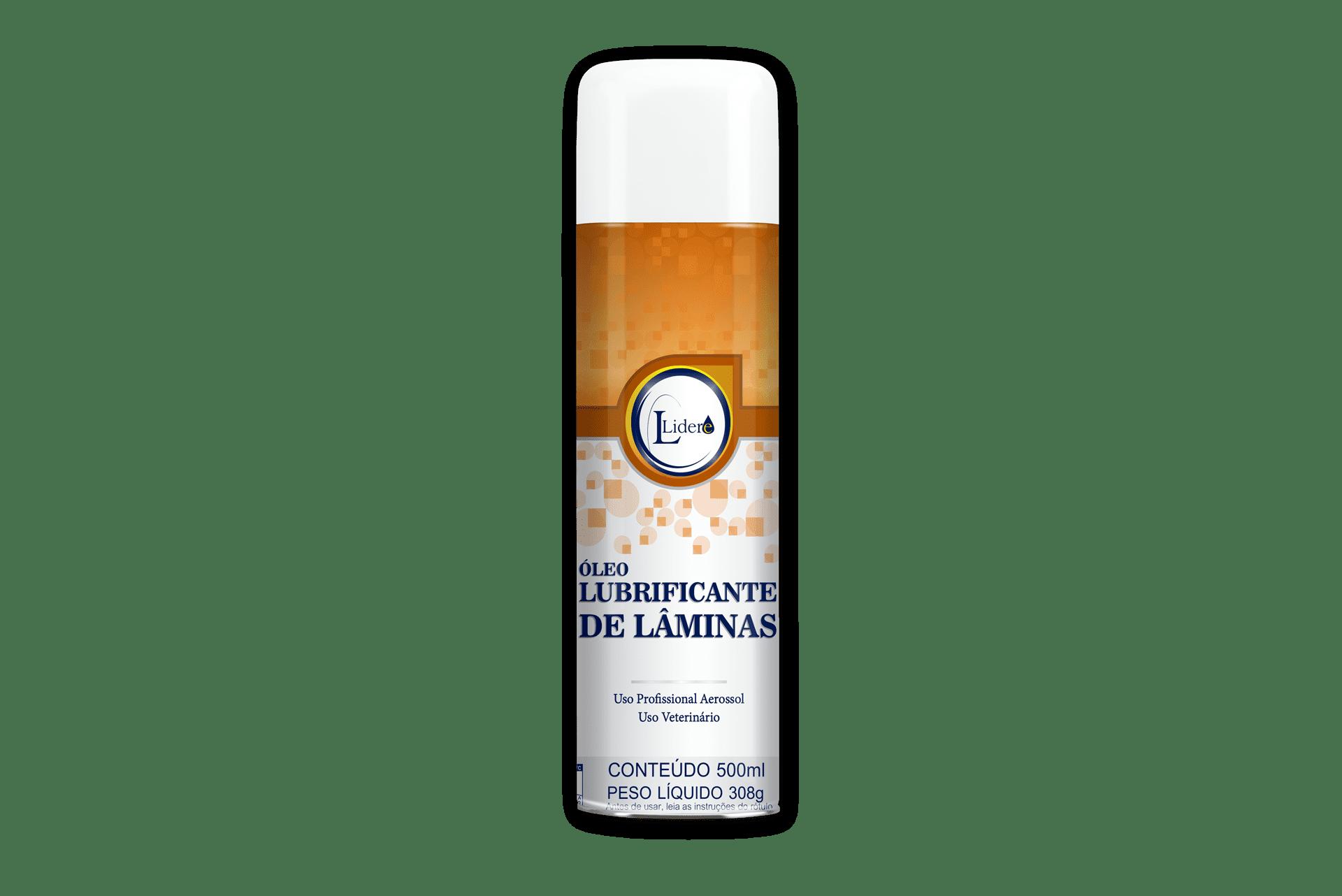 Foto do produto LLidere Óleo Lubrificante de Lâminas 500 ml para visualização