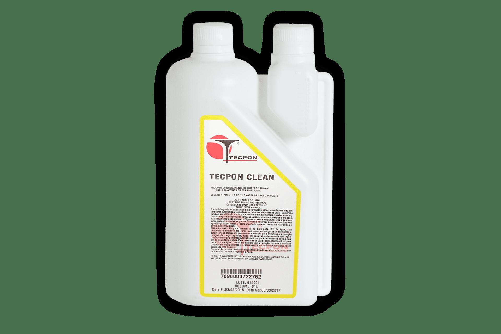 Foto do produto Tecpon Clean 1 Litro para visualização