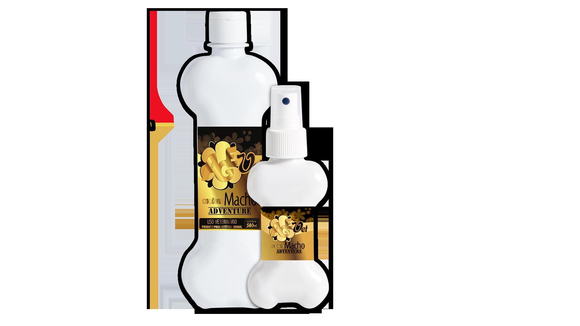 Foto do produto Colônia Macho Sensacion 120 e 500 ml para visualização